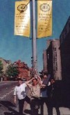 HOPES Yellow Banners, Liverpool