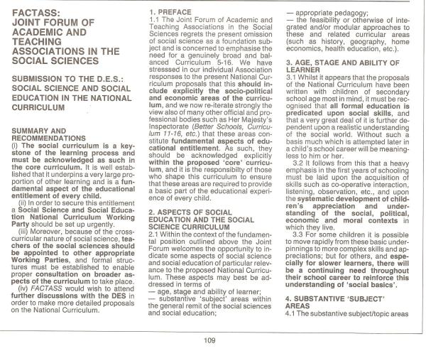 HB 1988 SST Vol17 No3 FACTASS Submission to the DES 1