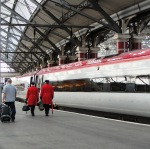 09.10.22 Liverpool Lime Street & redcoats 2602a
